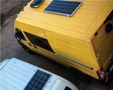 Mejor kit solar autocaravana