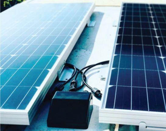 kit solar autocaravana instalacion