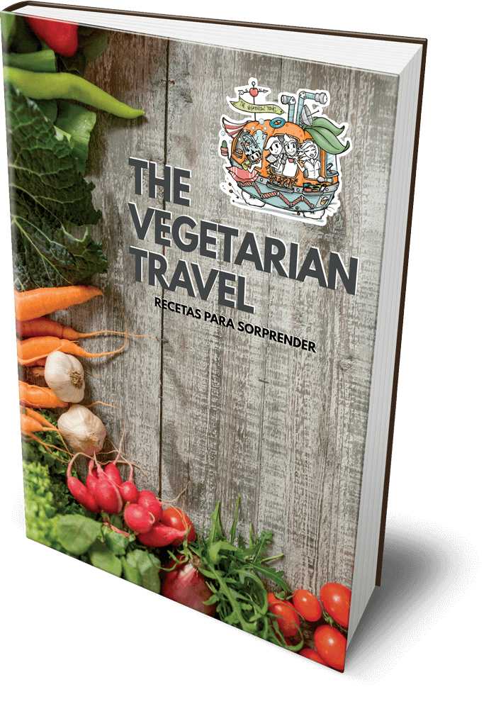 libro recetas the vegetarian travel venta